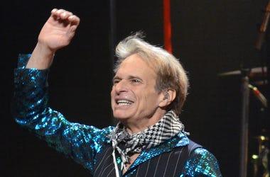 David Lee Roth, Van Halen, Smiling, Hair, 2012