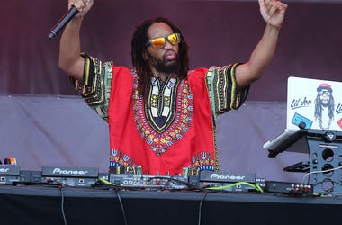 Lil Jon, DJ, Music Festival, The Lot, 2014