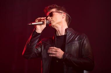 Morten Harket, A-ha, Live, Concert, Singing, Sunglasses, 2016