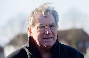 Terry Jones, Monty Python, Glasses, Outdoors, Windy, 2016