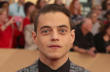 Rami Malek, Suit, SAG Awards, Red Carpet