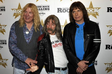 Spinal Tap, David St. Hubbins, Derek Smalls, Nigel Tufnel, Michael McKean, Harry Shearer, Christopher Guest, 2009