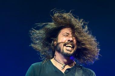 Dave Grohl, Hair, Headbang