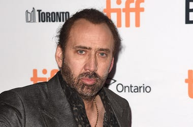 Nicolas Cage, Red Carpet, Mom and Dad, Premiere, 2017