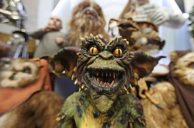 Gremlins, Mogwai, Puppet, Replica