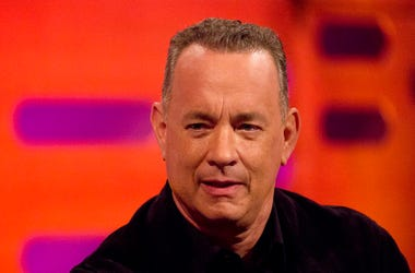 Tom Hanks, Graham Norton, Interview, 2018