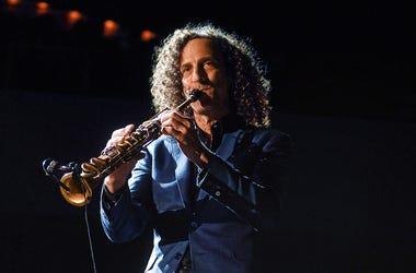 Kenny G, Concert, Soprano Saxophone, 2017