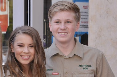 Bindi Irwin, Robert Irwin, Hollywood Walk of Fame, Ceremony, 2018