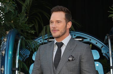 Chris Pratt, Jurassic World: Fallen Kingdom, Premiere, Red Carpet, 2018