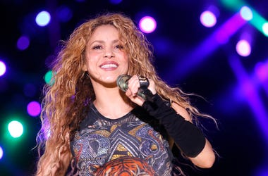 Shakira, Concert, Smiling, Cedars International Festival, 2018