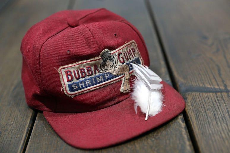 Forrest Gump, Hat, Bubba Gump Shrimp Co