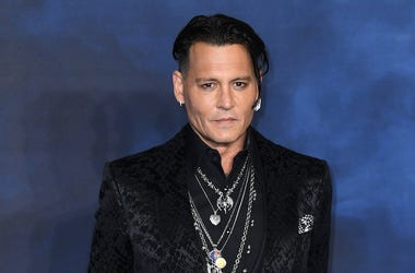 Johnny Depp, Fantastic Beasts, Premiere, 2018