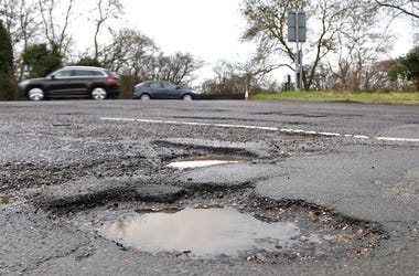 potholes, michigan, 12 year old, boy, michigan potholes
