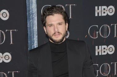 Kit Harington, Game of Thrones, Final Season, Premiere, Red Carpet, Black Suit, 2019
