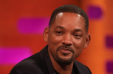 Will Smith, Black Shirt, Interview, Graham Norton Show, 2019