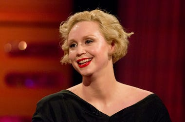 Gwendoline Christie, Interview, Graham Norton Show, Black Dress, 2017