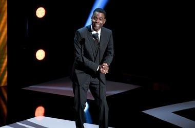 Chris Rock at NAACP Awards