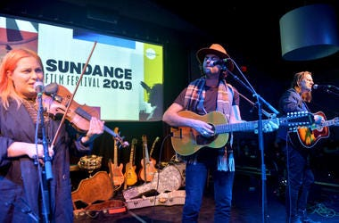The Head and The Heart Sing at Sundance 2019