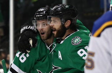 Dallas Stars vs. St. Louis Blues in Game 4 of NHL Playoffs