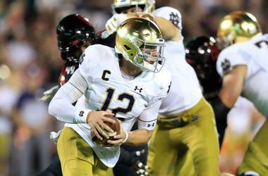 Notre Dame Quarter Back