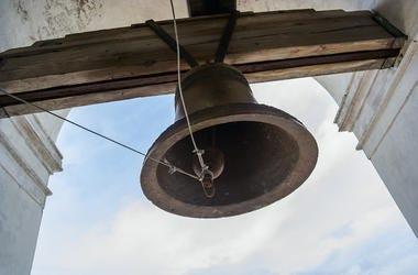 Church Bell, Sky, Bell Tower, Ringing, Bell