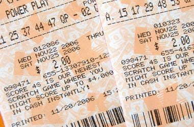 CEO,Credit Union,Lottery,Tickets,New York,Fraud,Millions,Addiction,ALT 103.7