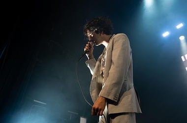 The 1975 Performance At ALTerium