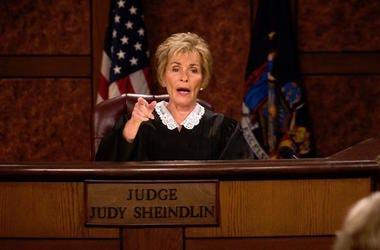 judge judy, judy sheindlin, haircut, millionare, tv