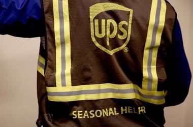 UPS Store Worker