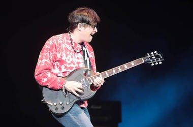 Rivers Cuomo, Guitar, Weezer, Concert, Coachella, 2019
