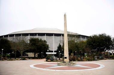 Houston, Astrodome, Exterior