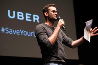 Uber Unveils Car-Sharing