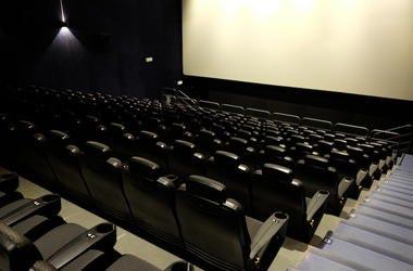 Movie Theater, Seats, Empty