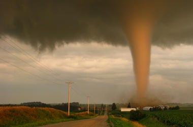 Tornado, Weather, Storm, Farm