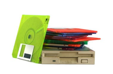 Floppy Disc Drive
