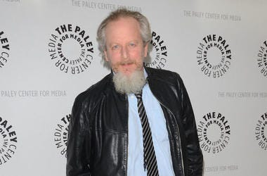Daniel Stern, The Paley Center, Red Carpet, Leather Jacket, Beard, 2014