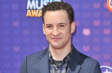 Ben Savage, Disney Music Awards, Red Carpet, 2016