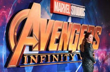 The Avengers, Infinity War, Elizabeth Olsen