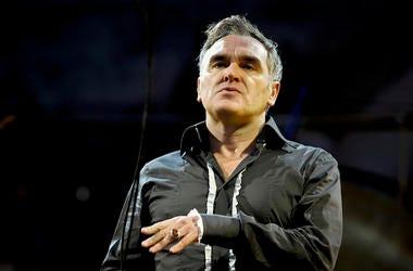 Morrissey, Concert, Black Shirt, 2018
