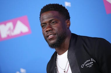 Kevin Hart, Red Carpet, MTV Video Music Awards, 2018