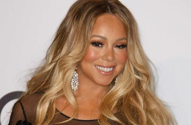 Mariah Carey, American Music Awards, Press Room, 2018