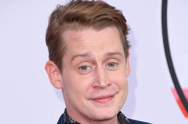 Maculay Culkin, Red Carpet, American Music Awards, 2018, Close Up