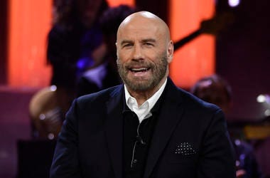 John Travolta, Bald, Talking, Sanremo Young, 2019