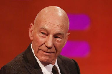 Sir Patrick Stewart, Interview, Graham Norton Show, 2019