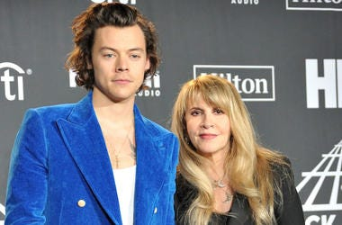 Harry Styles, Stevie Nicks, Rock and Roll Hall of Fame Induction Ceremony, Press Room, 2019