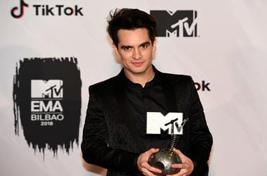 Brendon Urie, MTV EMA's