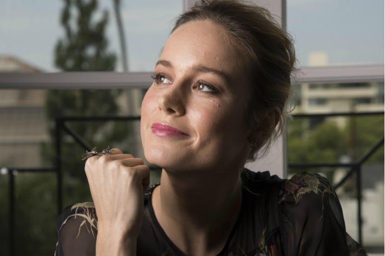 Brie Larson,Captain Marvel,New,Movie,Upcoming,Superhero,Twitter,Production,Shooting,Wrap,Marvel,March,2019,ALT 103.7