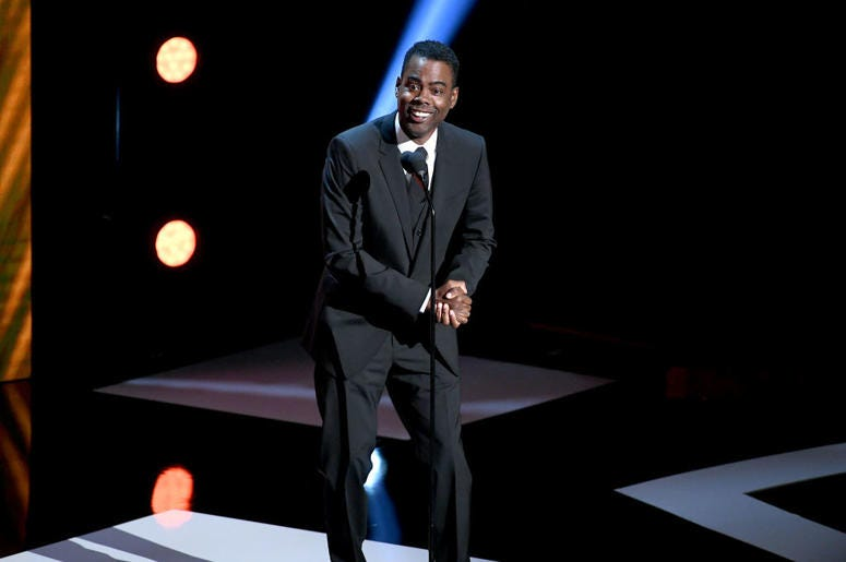 chris rock at naacp awards