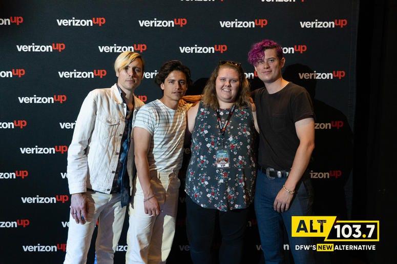 DREAMERS Meet And Greet at Verizon Artist Lounge