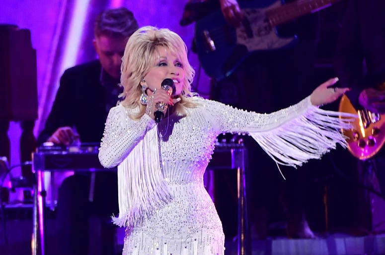 Dolly Parton Wants To Hear You Sing Jolene For Viral Video